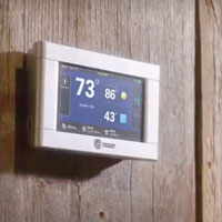 Trane Thermostats - Smart Thermostat Installation in Portland OR and Gresham OR by Multnomah Heating Inc